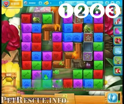 Pet Rescue Saga : Level 1263 – Videos, Cheats, Tips and
